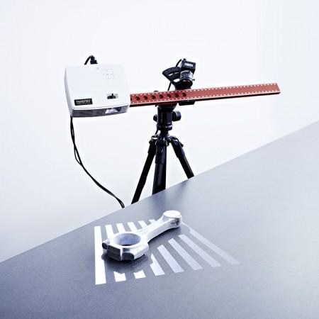 3D сканер DAVID SLS-3-5