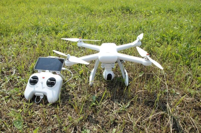 Квадрокоптер Xiaomi Drone 4k-3