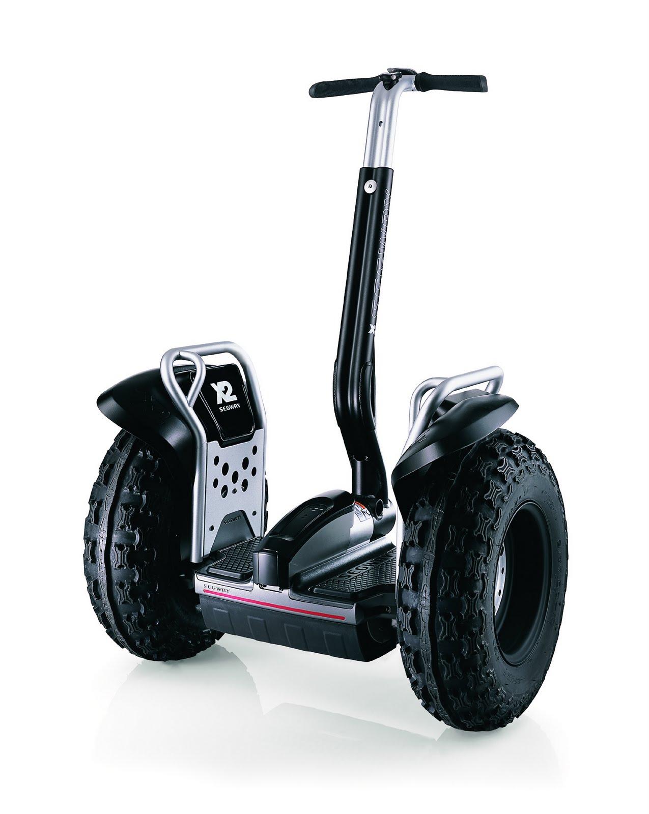 Гироцикл SEGWAY X2-1