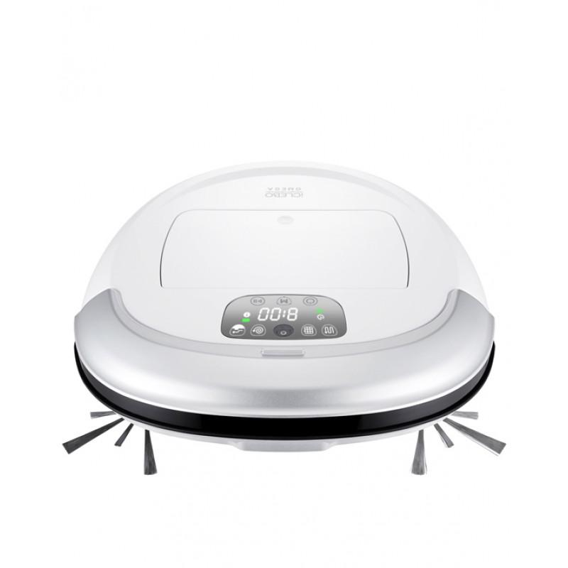 Робот-пылесос iClebo Omega White-1