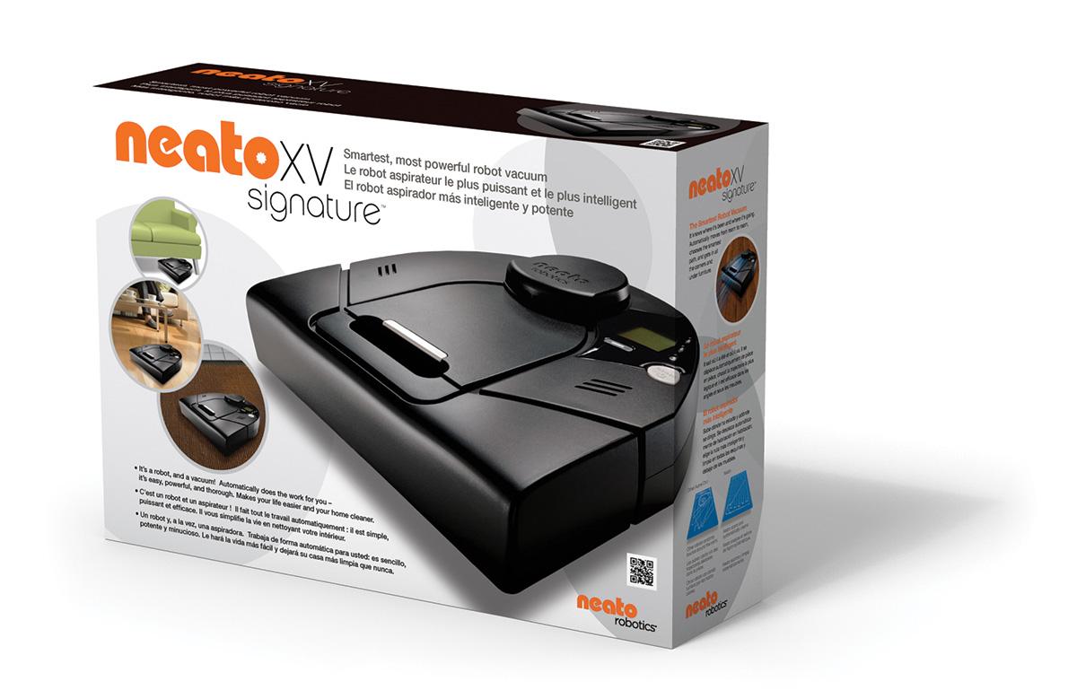 Робот-пылесос Neato XV Signature Pro-2