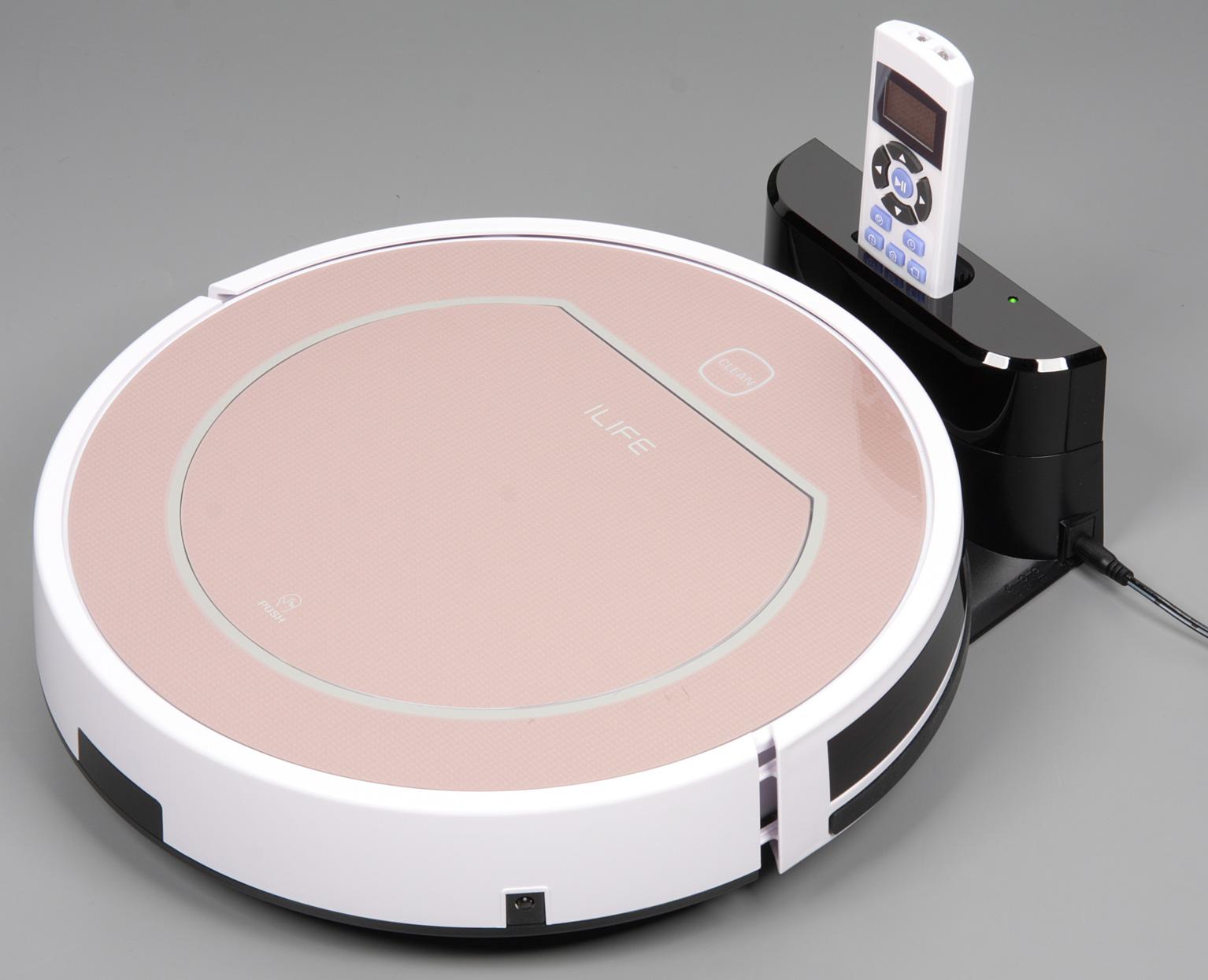 Робот пылесос iLife V7s Plus-1