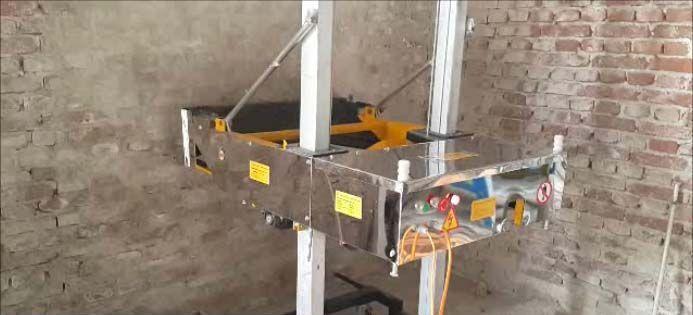 Робот-штукатур RoboPlaster 1500-2