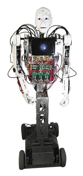 Робот-официант Йоша-3