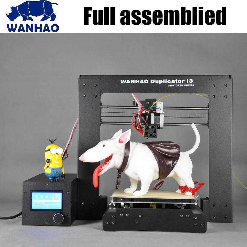 3D принтер Wanhao Duplicator i3-3