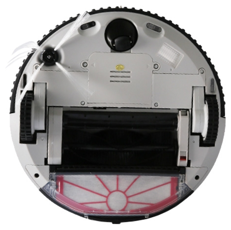 Робот-пылесос Clever & Clean Z10-4