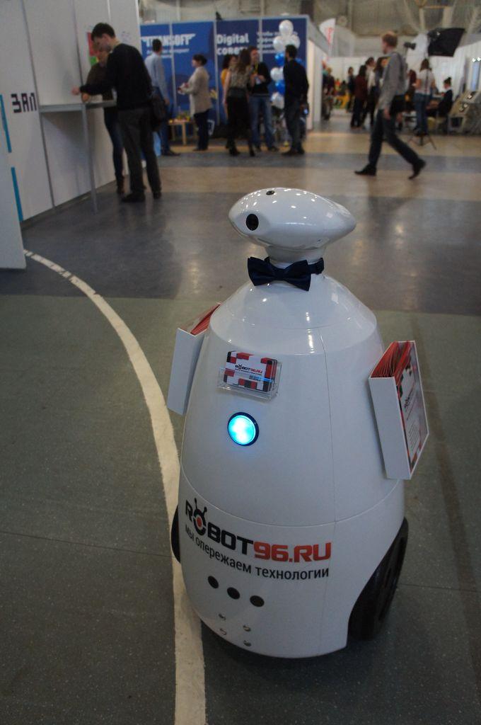 Робот для праздников и выставок (Rbot)-8