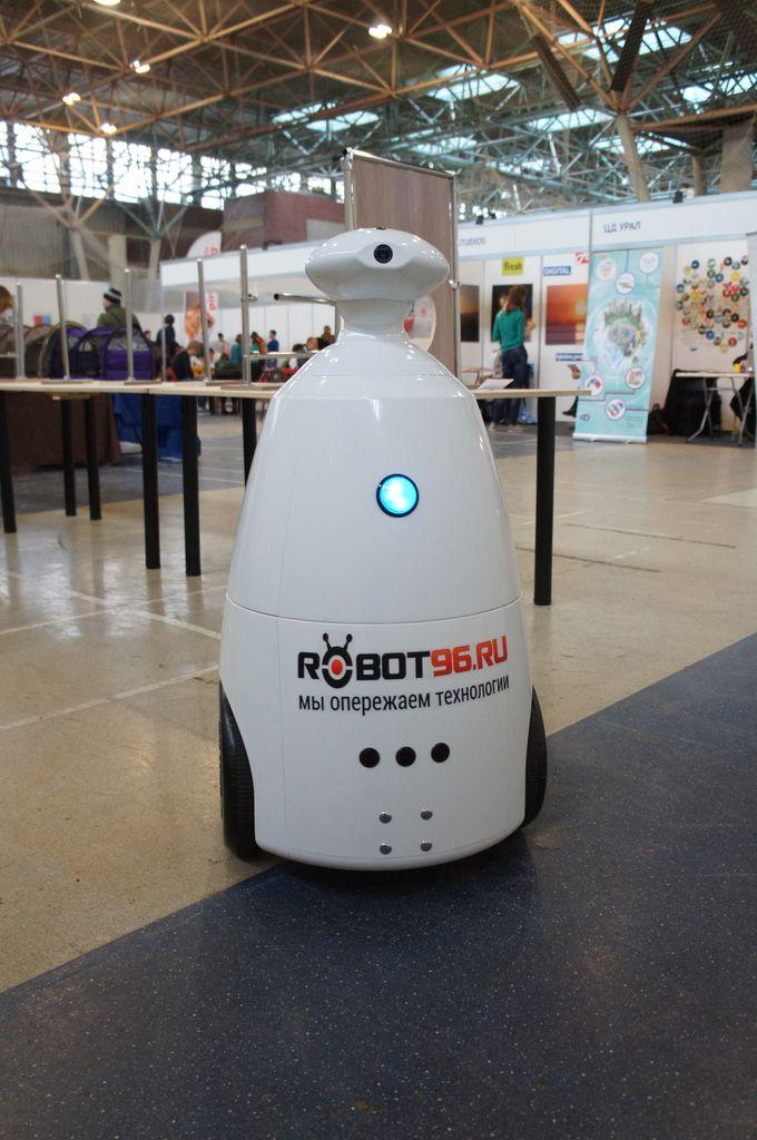 Робот для праздников и выставок (Rbot)-23