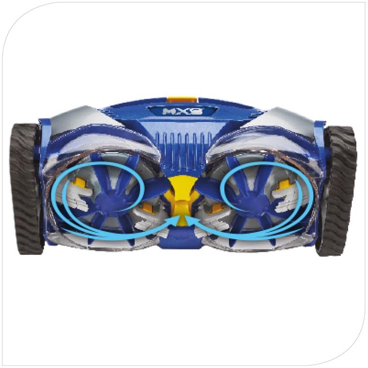 Вакуумный очиститель для бассейна Zodiac MX 9-2