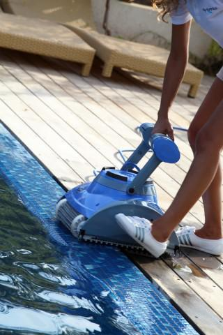 Робот для бассейна Dolphin Master M5-6