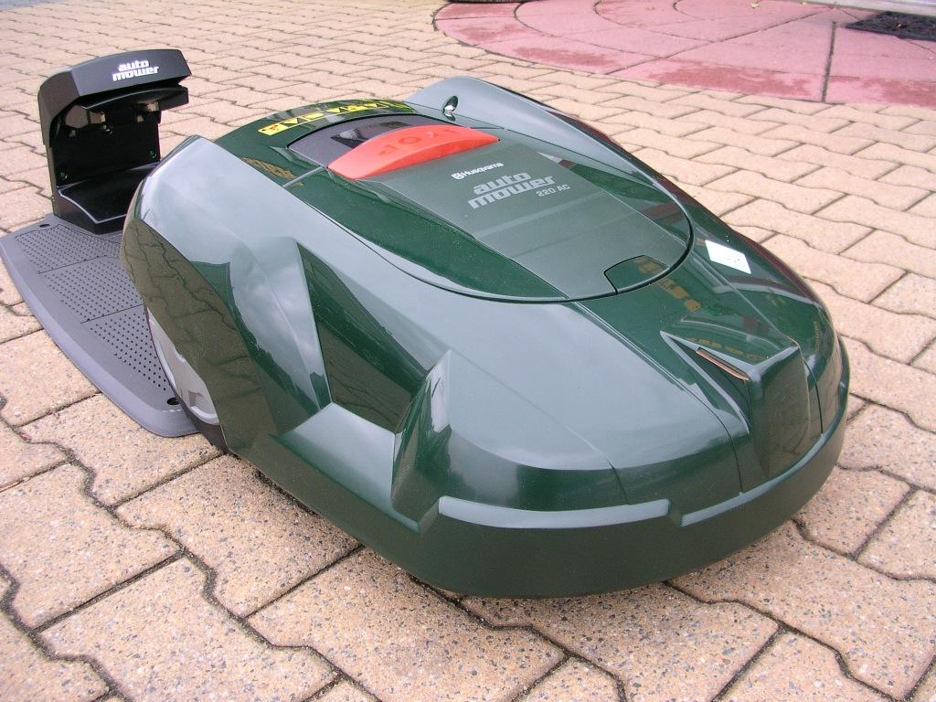 Робот-газонокосилка Husqvarna Automower 220 AC-6
