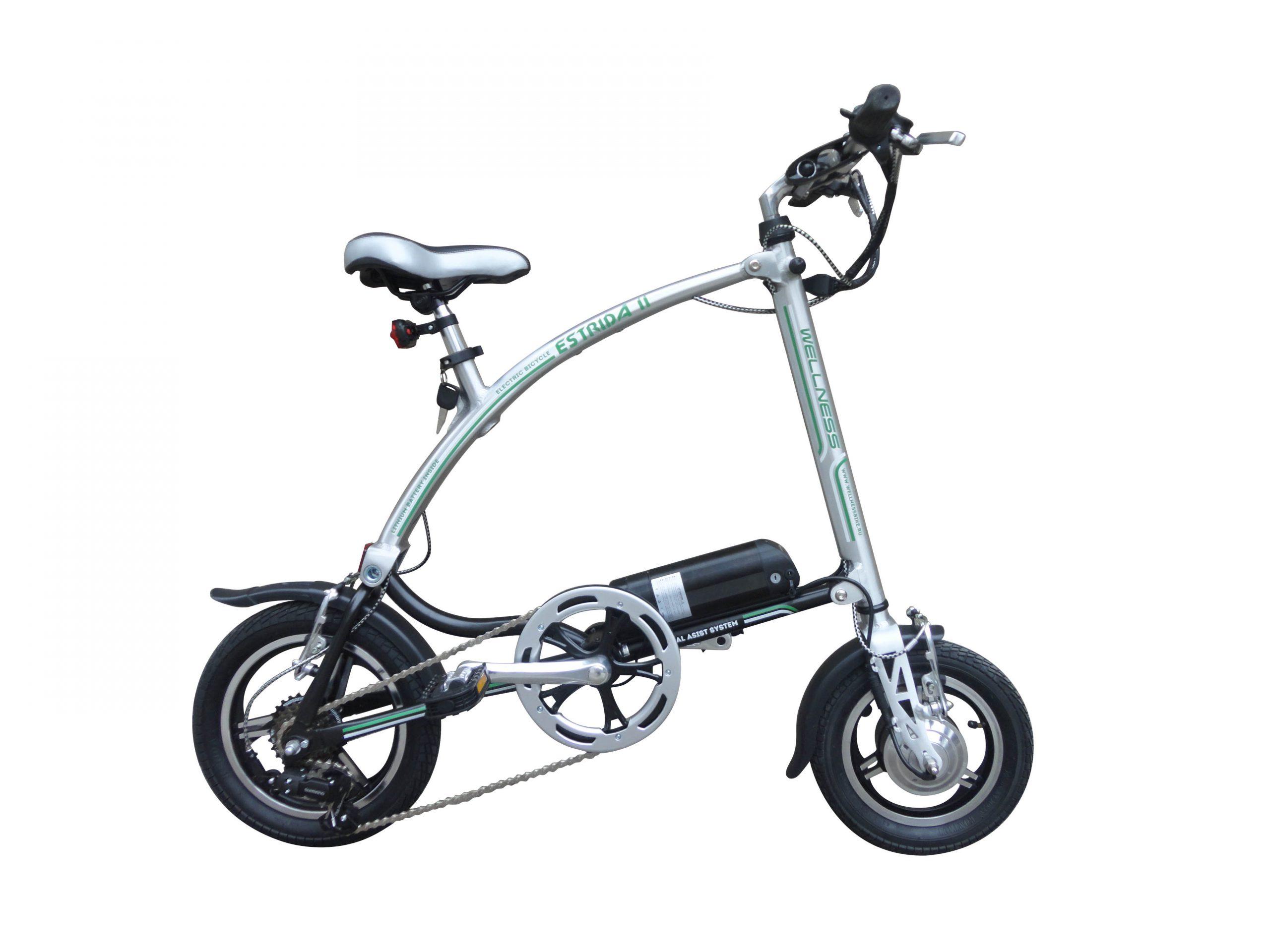 Электровелосипед VOLTECO ESTRIDA II-5