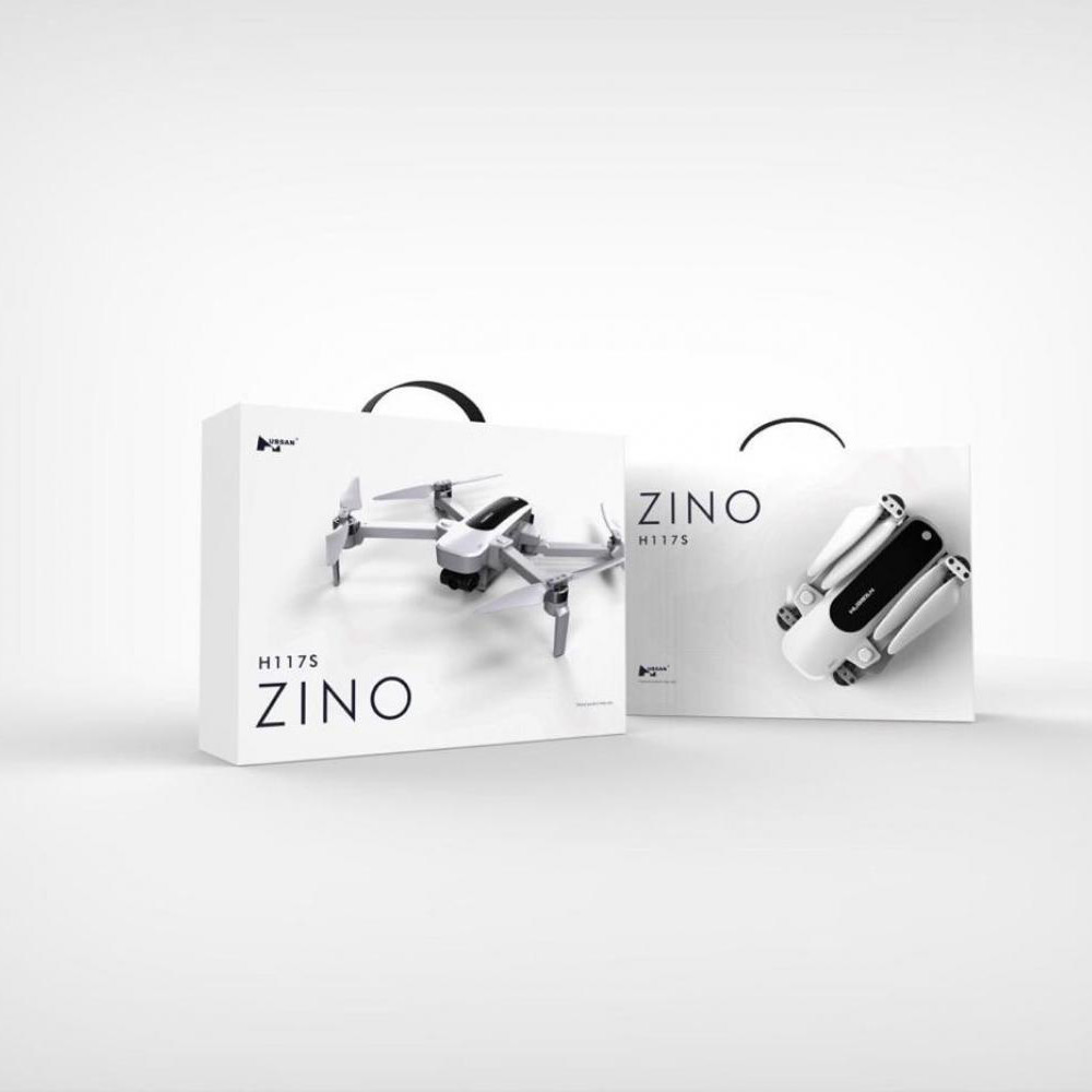 Радиоуправляемый квадрокоптер Hubsan Zino RTF — H117S-3