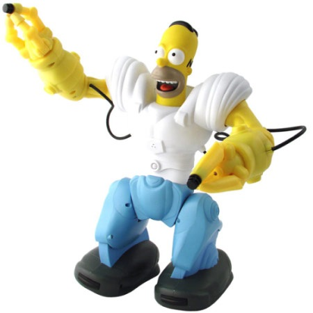 Робот Симпсон Гомер-1