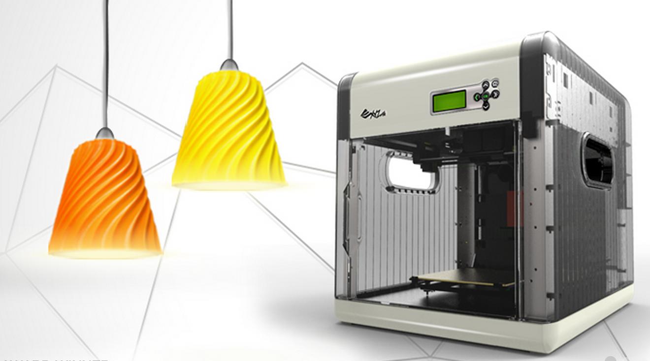 3D принтер XYZ da Vinci 1.0A-4