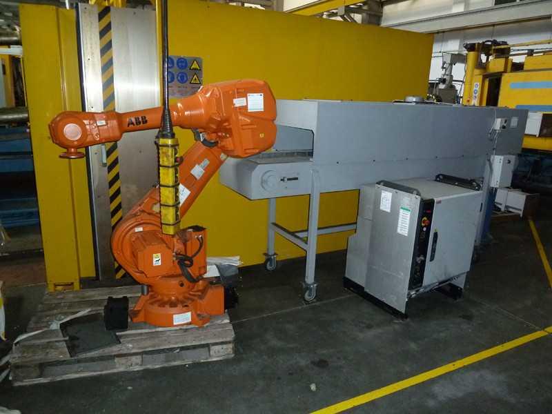 Промышленный робот ABB IRB 4600 20/2,50m-3