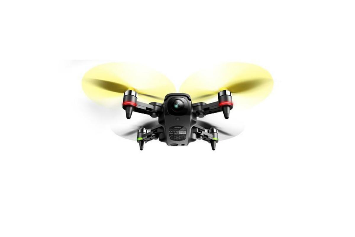 Квадрокоптер XIRO Xplorer Mini + аккумулятора + чехол, черный — XIRO-Mini-D-3