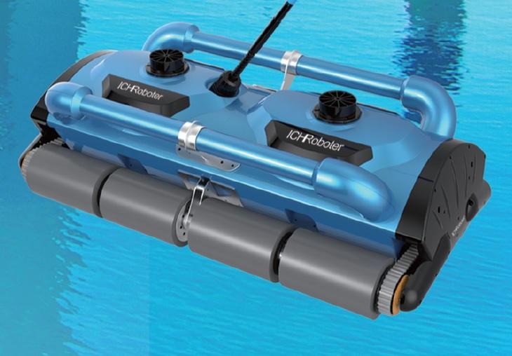 Робот для бассейна iCleaner-200D (Neptun) (40 метров)-2