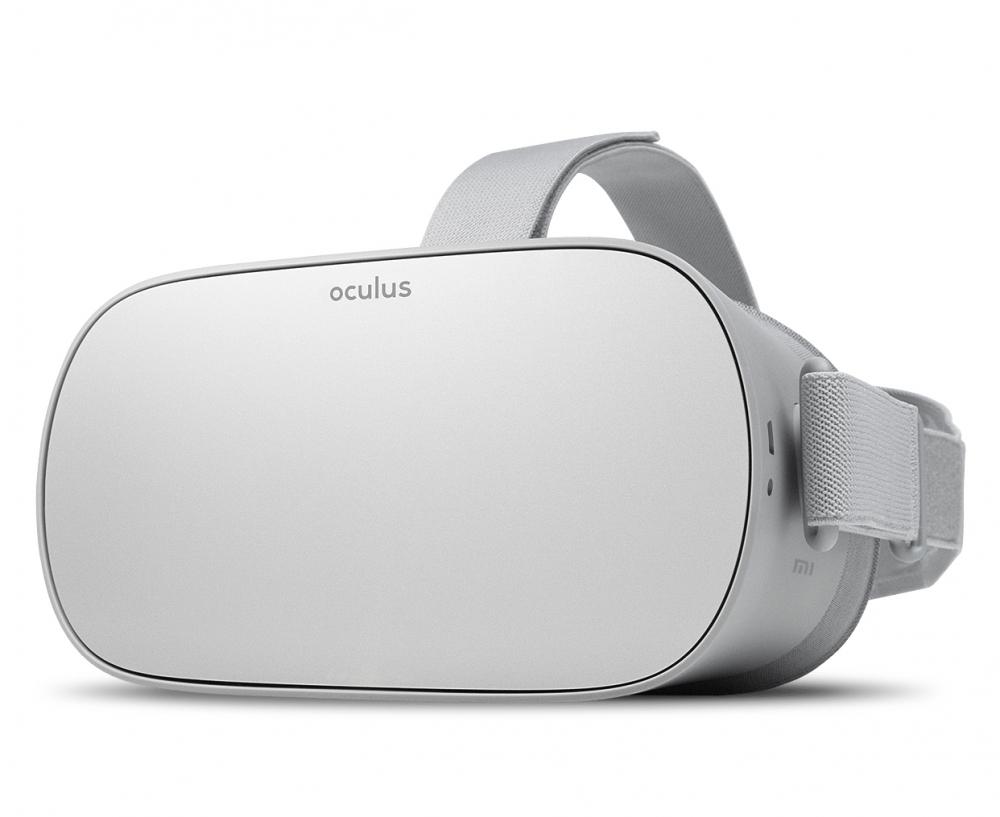 Очки виртуальной реальности Oculus Go — 32 GB-2