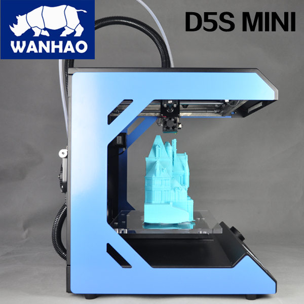 3D Принтер Wanhao Duplicator 5S mini-2