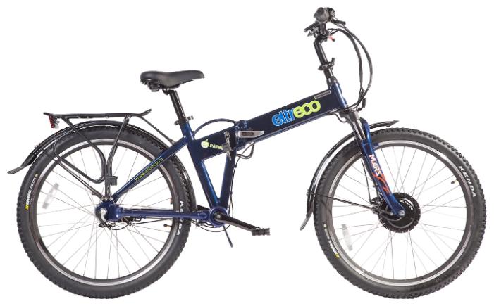 Электровелосипед Eltreco Patrol Кардан 26-4