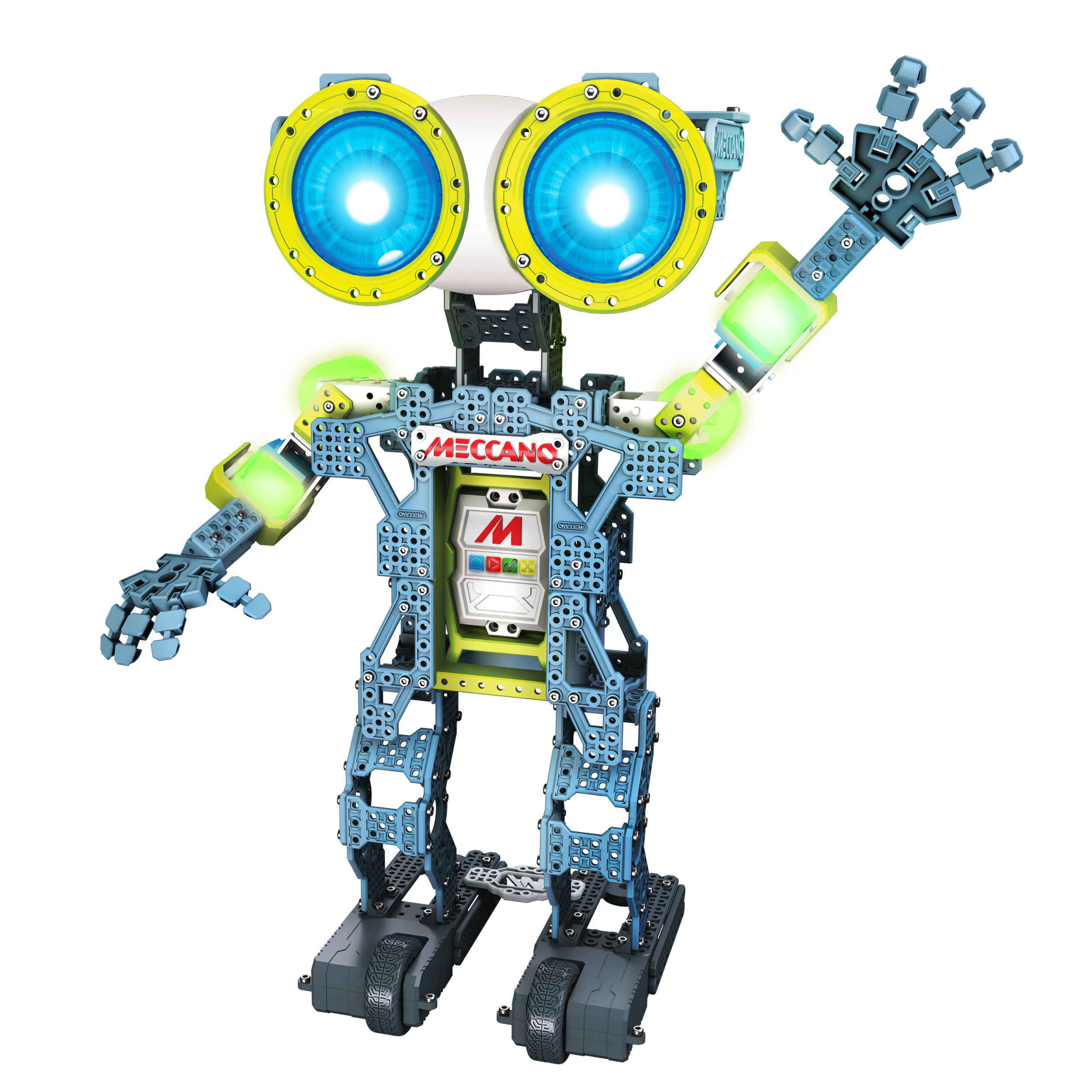Игрушка MECCANO Робот-МЕКАНОИД G15-3