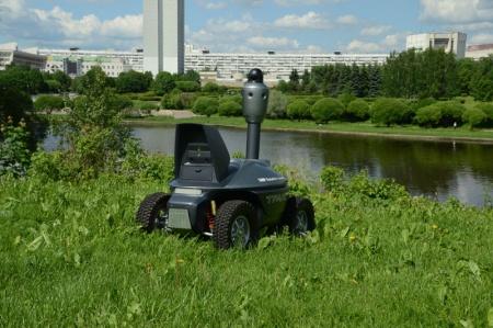 Робот Трал Патруль 4.0-4