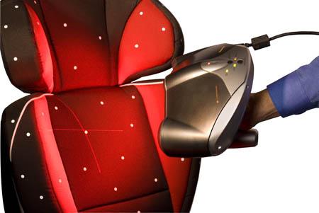 3D сканер Creaform Handyscan EXAscan-3
