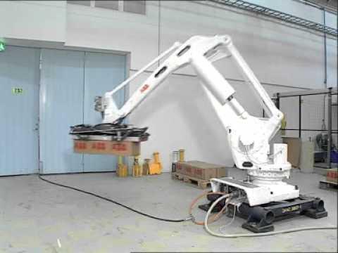Промышленный робот ABB IRB 660-1