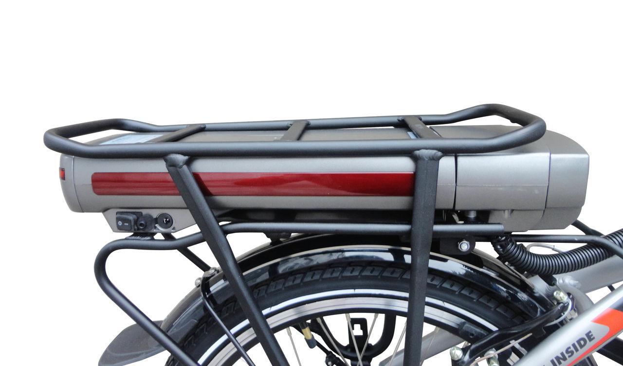 Электровелосипед Volteco goose cardan-5