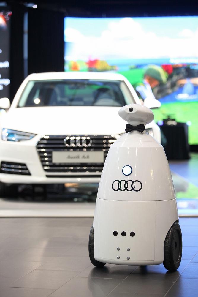Робот для праздников и выставок (Rbot)-21