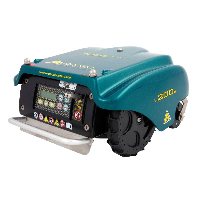 Робот-газонокосилка Caiman Ambrogio L200 Basic 6.9-5
