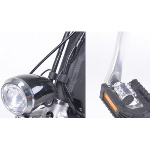 Электровелосипед ECOFFECT Cameo shrinker-6
