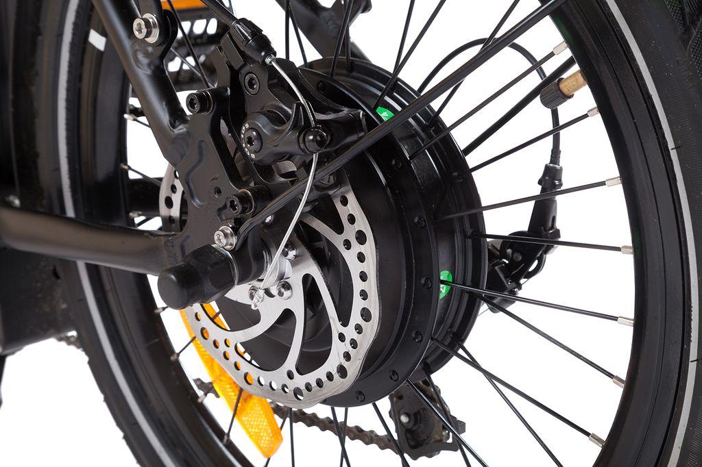 Электровелосипед Eltreco Wave 500W Spoke-1