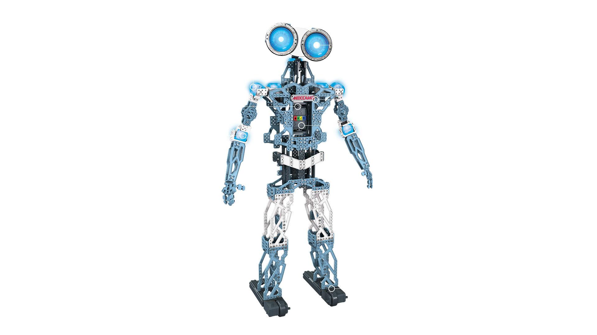 Игрушка MECCANO Робот-МЕКАНОИД G15KS-2