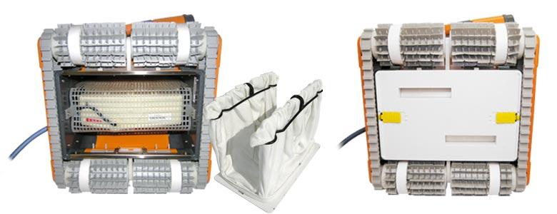 Робот для бассейна Dolphin Wave 100 CB-3