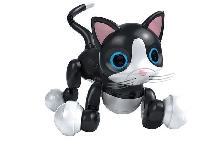 Робот-кошка Zoomer Kitty-2