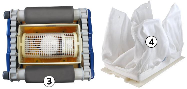 Робот-пылесос Aquatron Neptuno с кабелем 16 м-3