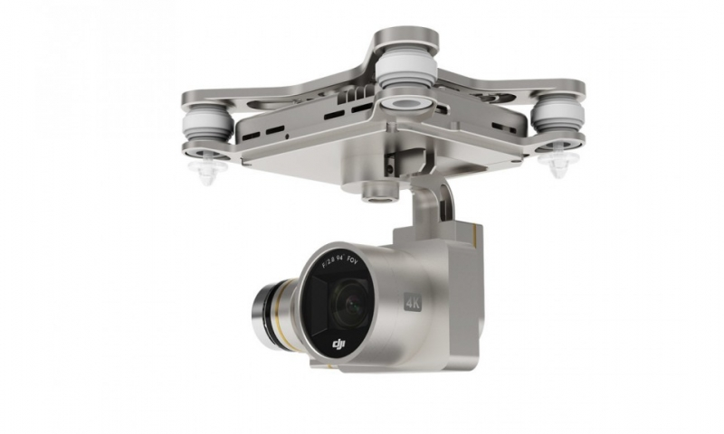 Квадрокоптер DJI Phantom 3 Professional-3