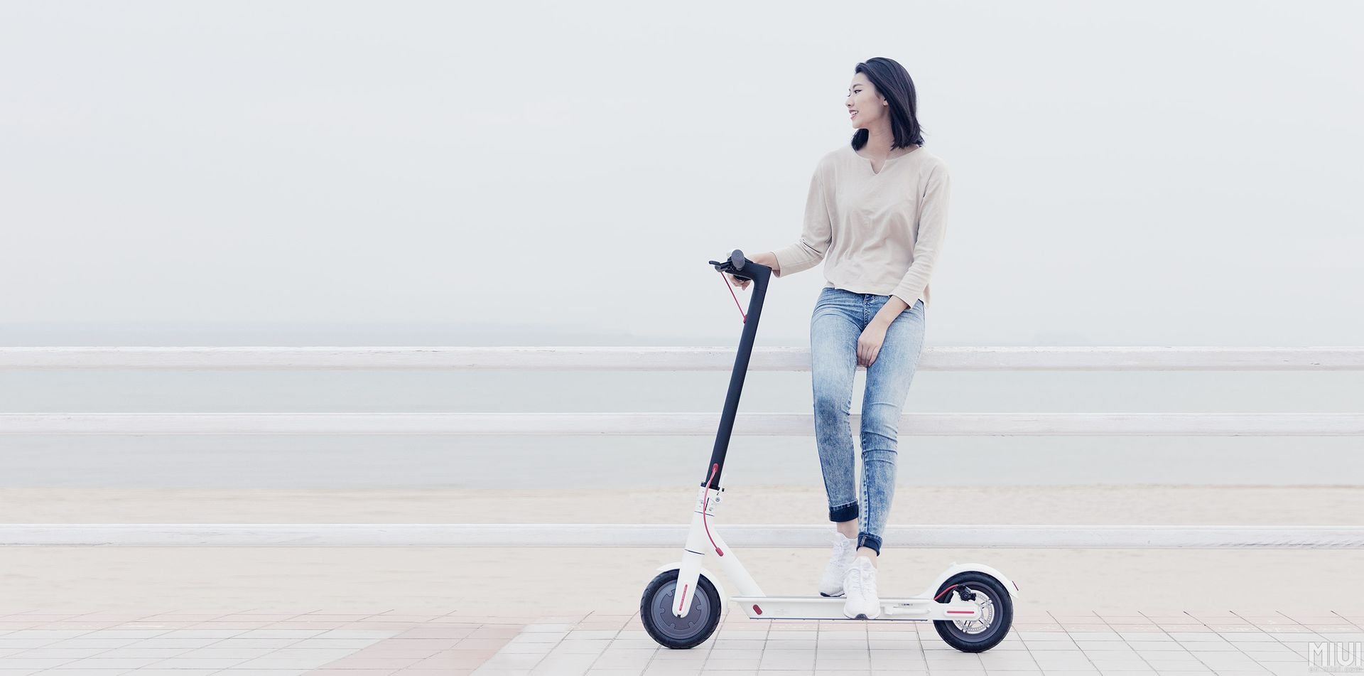 Электросамокат Xiaomi Mijia Electric Scooter-3