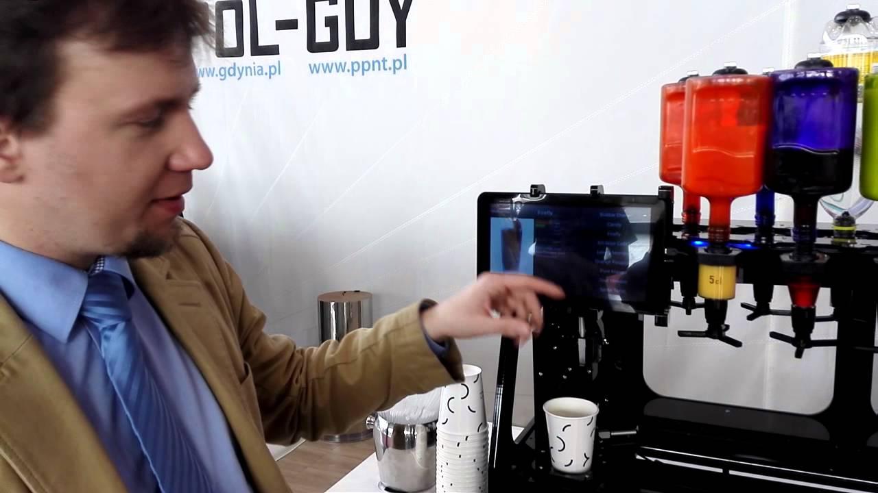 Автоматический бармен «Barobot»-4