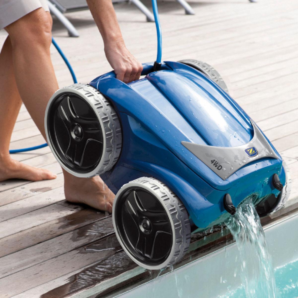 Робот для бассейна Zodiac RV 5480 IQ Vortex-4