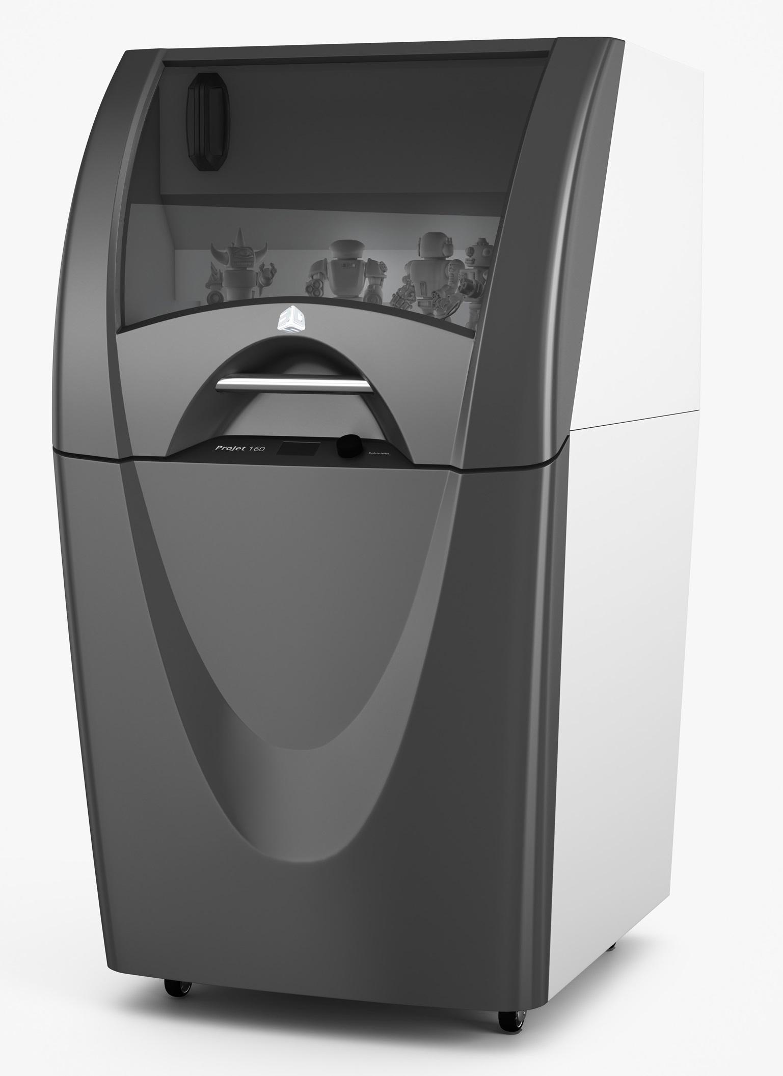 3D Принтер 3D Systems ProJet 160-2