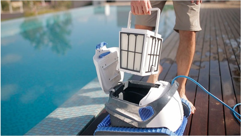 Робот для бассейна Dolphin S200-7