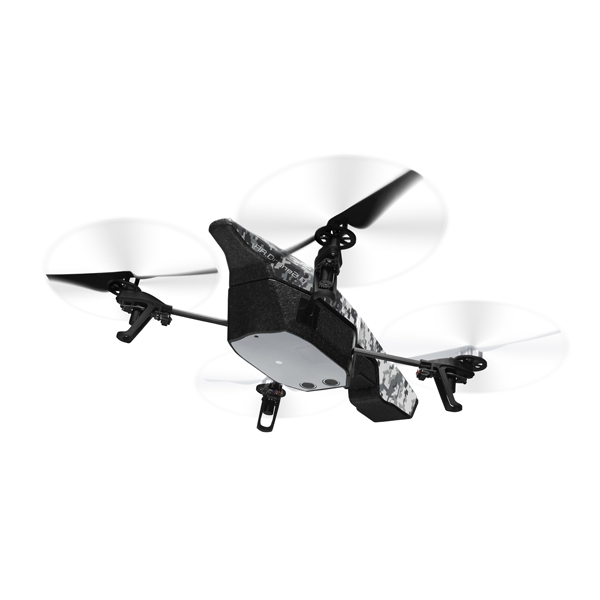 Квадрокоптер Parrot AR.Drone 2.0 Elite Edition-2