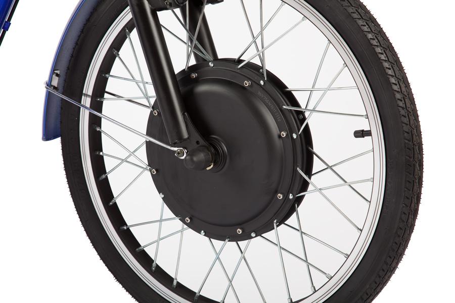Электровелосипед Eltreco GM Porter-1