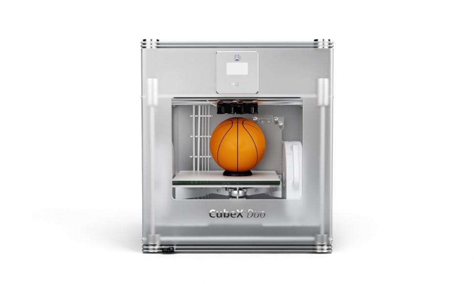 3D принтер 3D Systems CubeX Duo-1