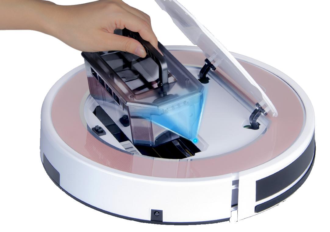 Робот пылесос iLife V7s Plus-2