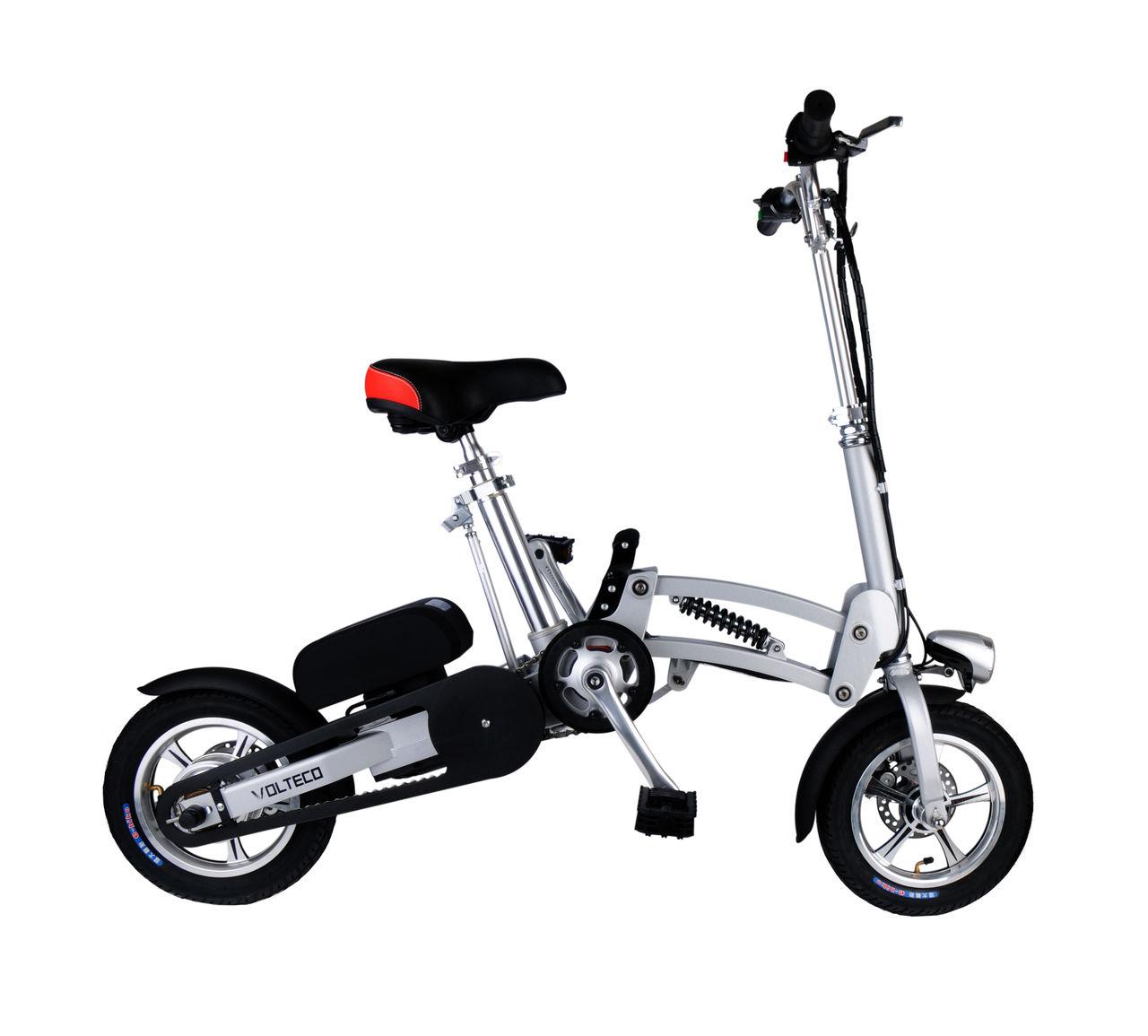 Электровелосипед Volteco Shrinker 350W-1