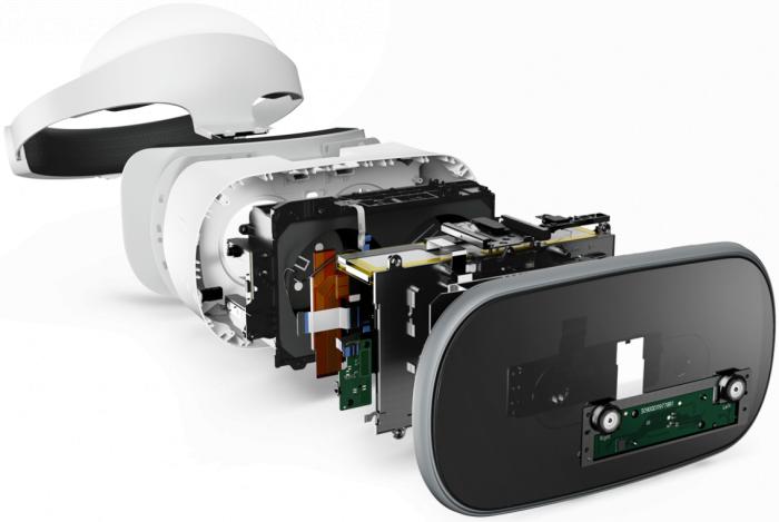 Очки виртуальной реальности Lenovo Mirage Solo-4